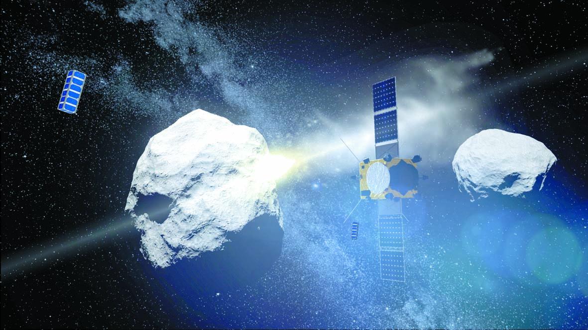 Luxembourg : Une loi pour exploiter les ressources spatiales