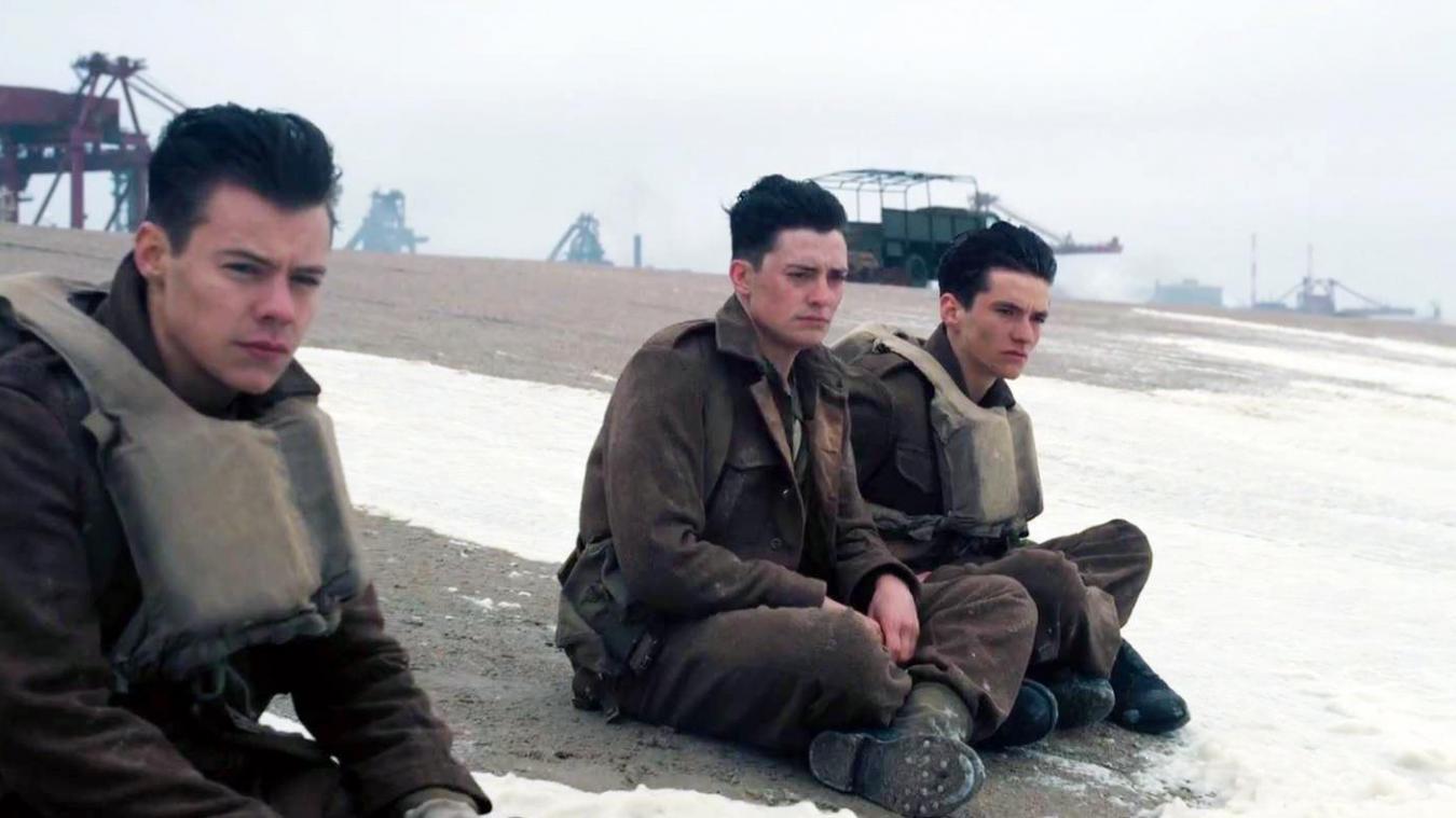 """Dunkerque"" en tête du box office"