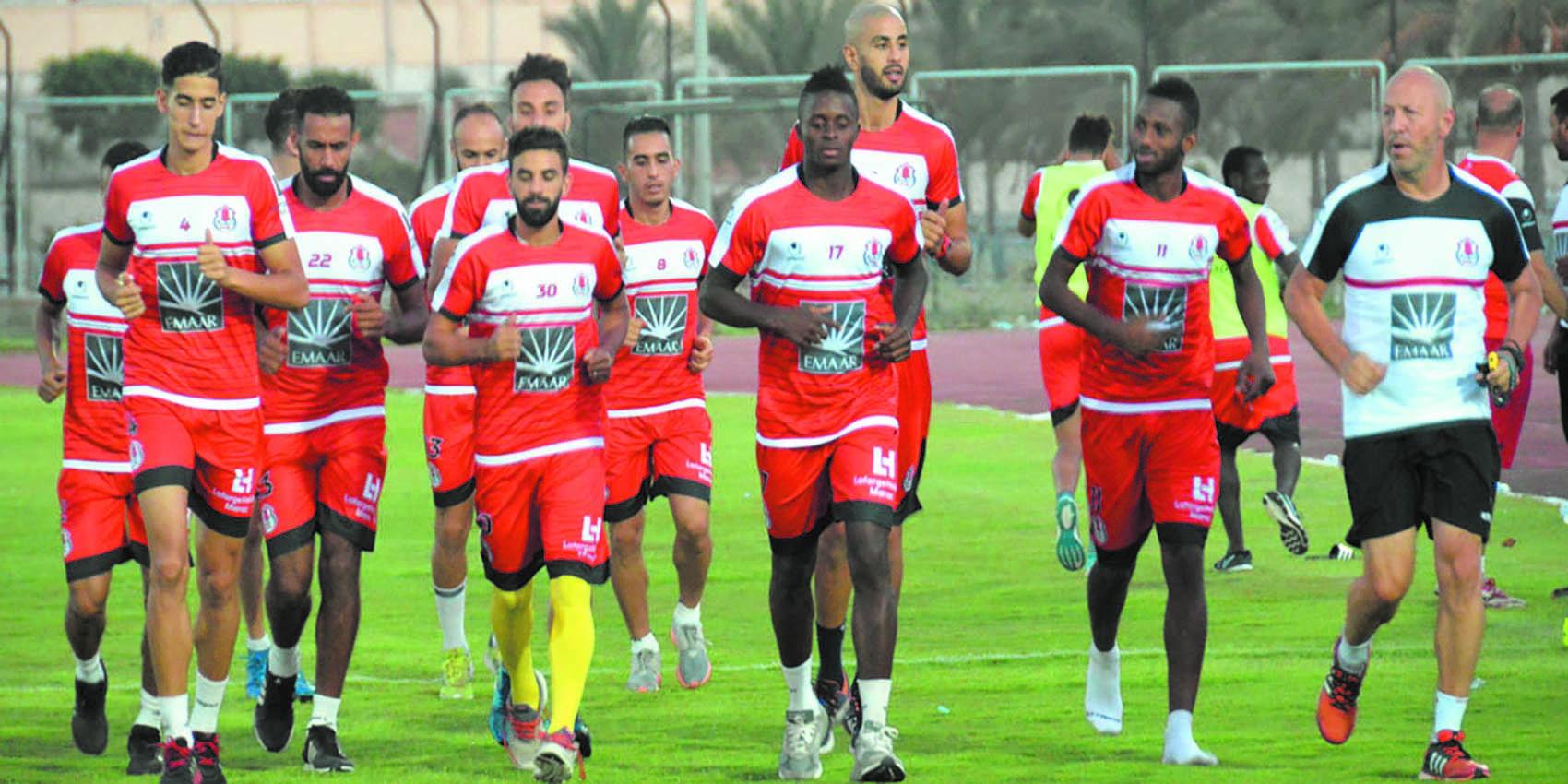 Le FUS cherche la confirmation devant Al Nasr
