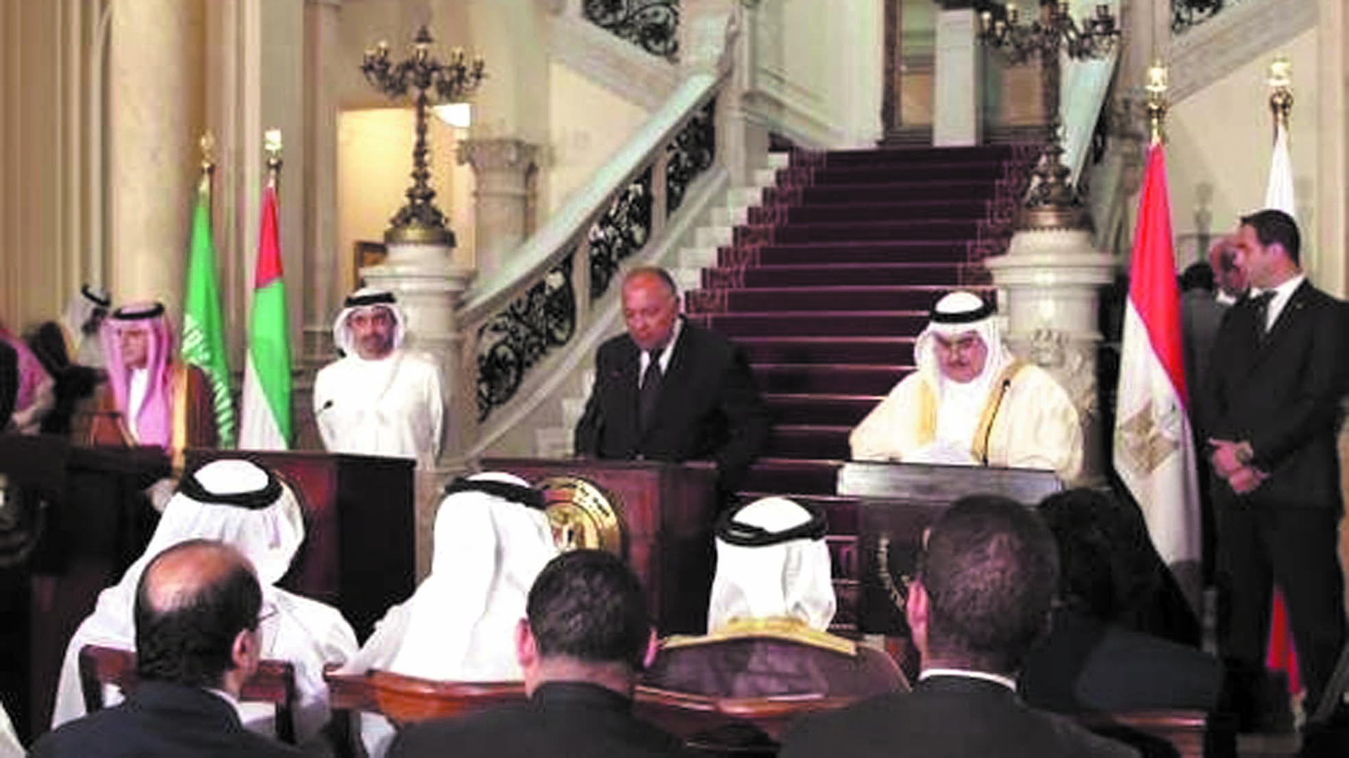"""Riyad et ses alliés allongent leur liste noire des entités """"terroristes"""""""