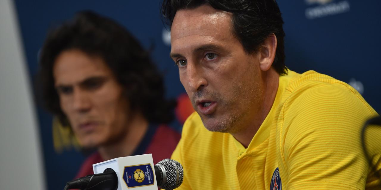 Emery préfère parler du présent que de Neymar