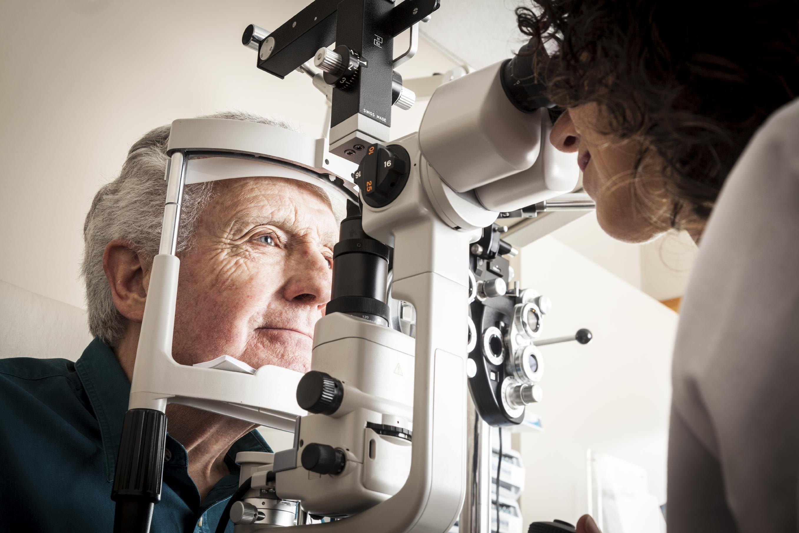 Peut-on perdre la vue quand on a une DMLA?