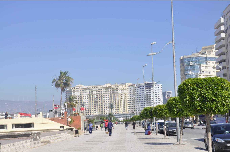 Progression  des arrivées touristiques à Tanger