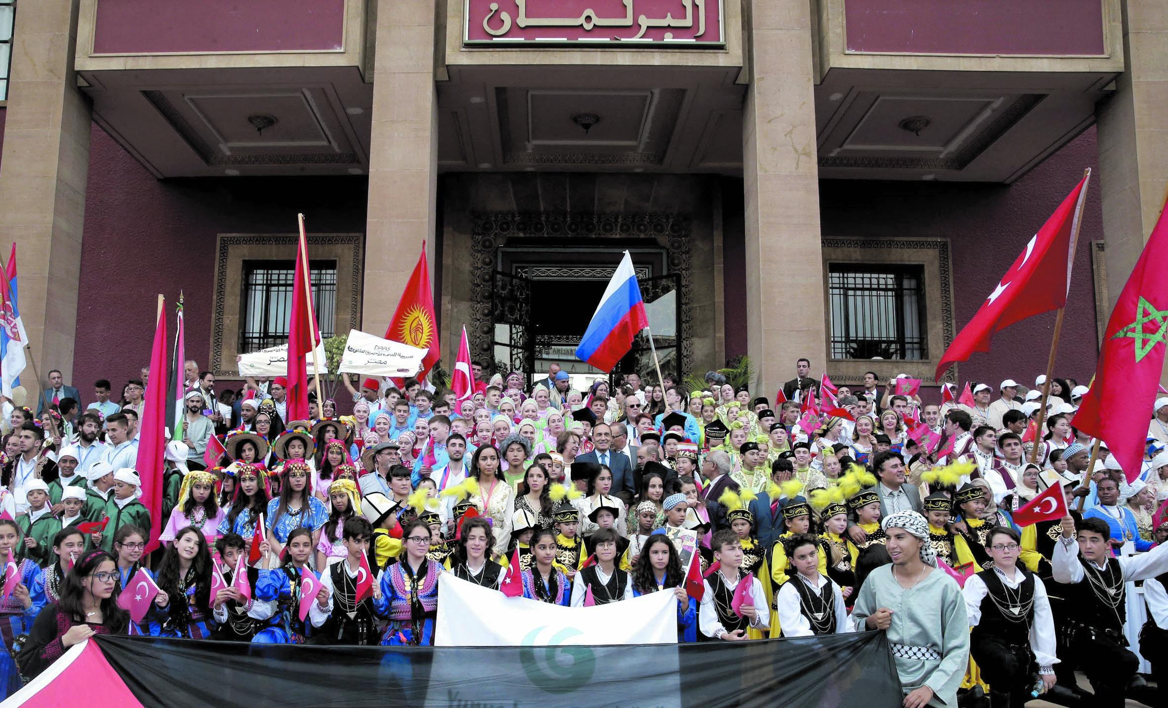 Le président de la Chambre des représentants plaide pour  la promotion de la culture de la paix parmi les générations futures