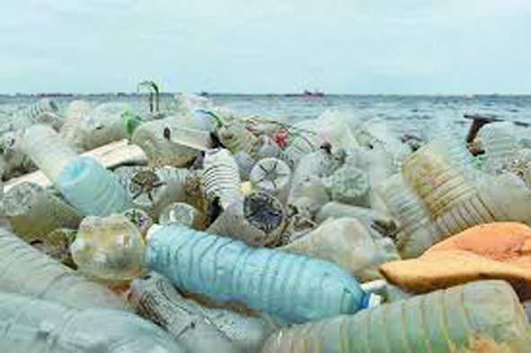 Des milliards de tonnes de plastique s'accumulent dans la nature