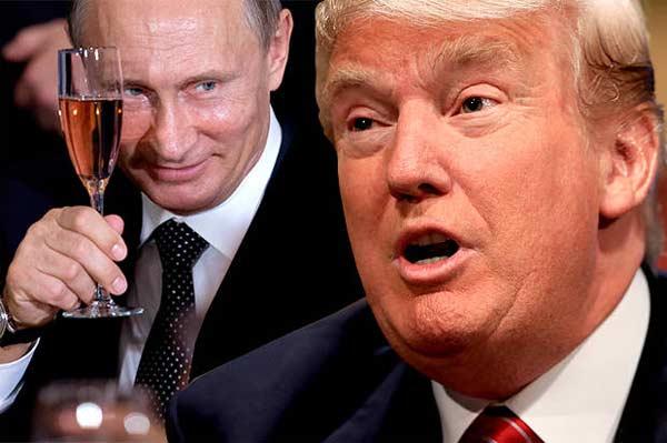 La Russie prend des sanctions  diplomatiques contre Washington