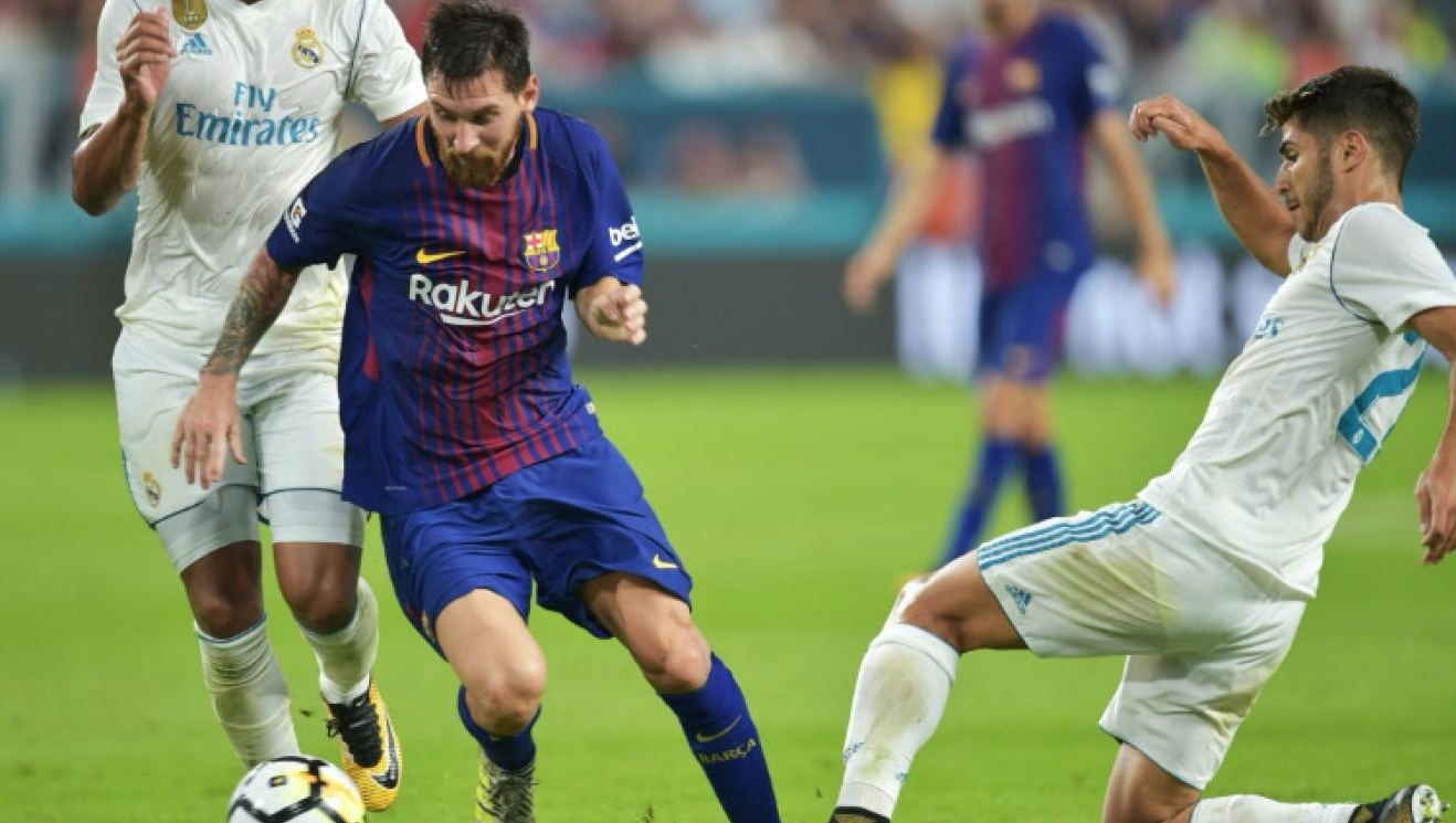 Le Barça s'offre le Clasico à Miami  Le mystère Neymar demeure