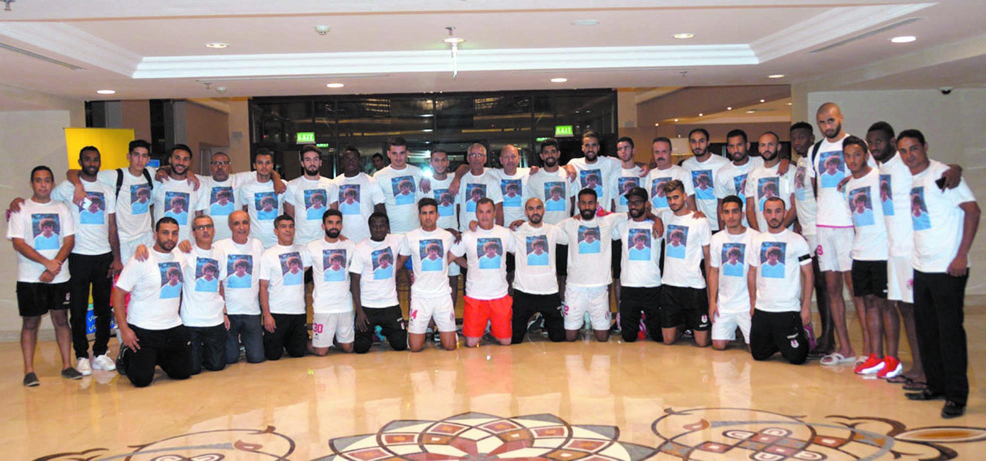 Le FUS au dernier carré du Championnat arabe des clubs de football