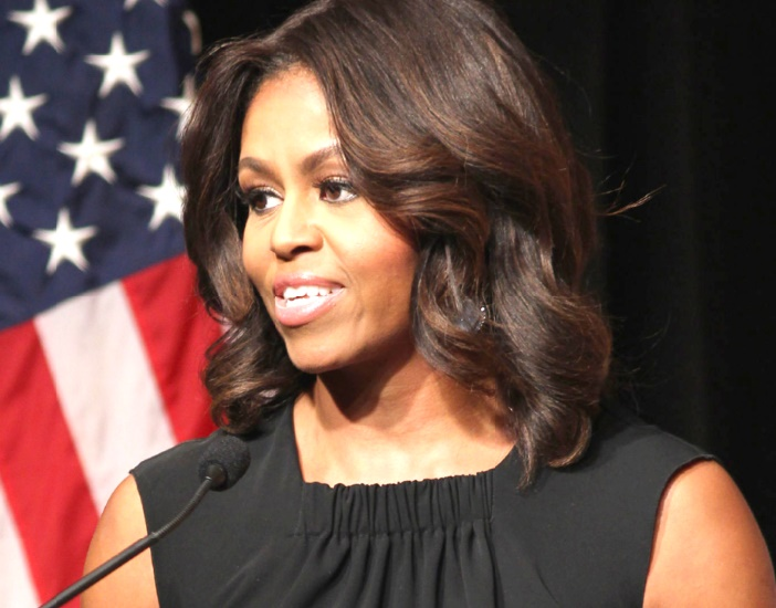 Michelle Obama toujours confrontée au racisme