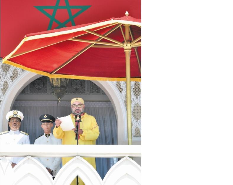Prestation de serment devant le Souverain