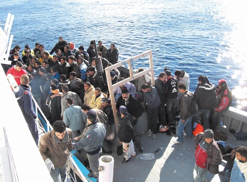 A quoi ressemblerait un migrant marocain irrégulier ?
