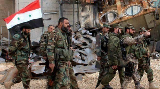 L'armée syrienne avance sur Deir Ezzor