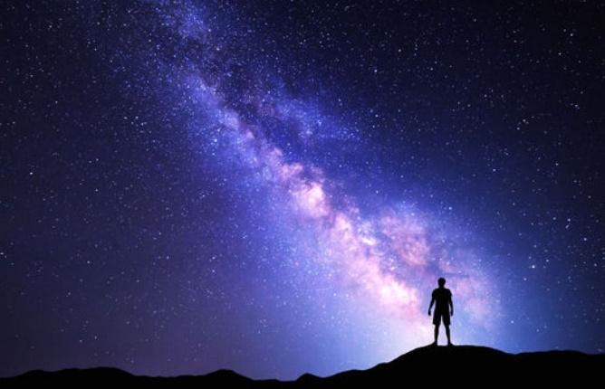 L'homme serait en partie constitué de matière intergalactique