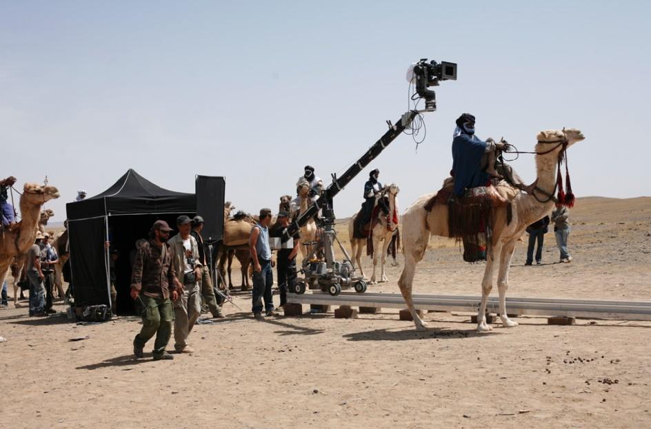 Un projet pour tripler l'investissement étranger en production cinématographique