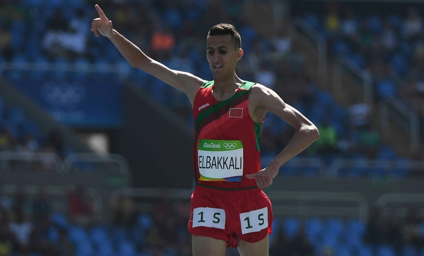 Soufiane El Bakkali vise le podium du 3000 m steeple aux Mondiaux de Londres