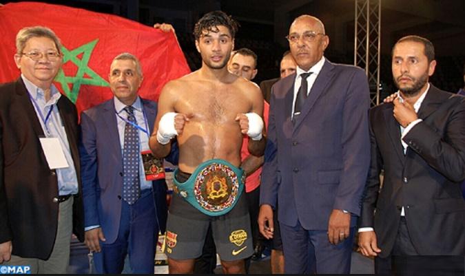 Mezouari remporte le GP S.M le Roi Mohammed VI de kick-boxing
