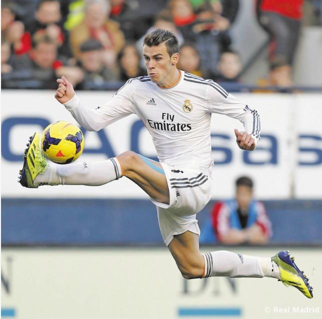 Mourinho intéressé par Bale