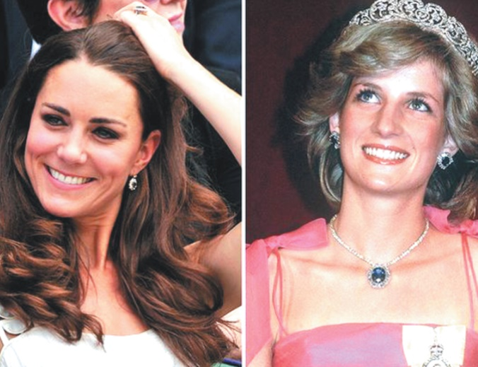 Kate Middleton n'est pas Diana : Le biographe de Lady Di met les points sur les i