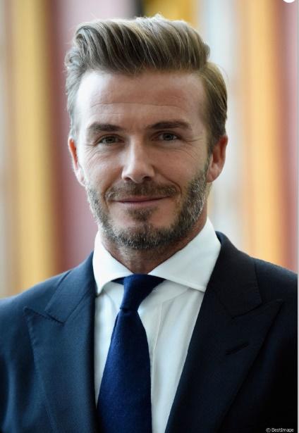 Les phobies des Stars : David Beckham