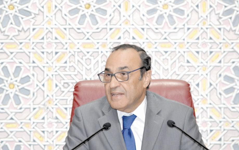 Habib El Malki adresse un message de fidélité et de loyalisme à S.M le Roi