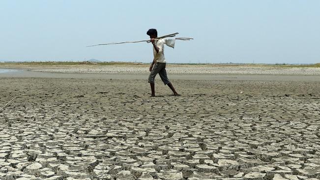 La chaleur extrême pourrait rendre l'Asie du sud en partie invivable d'ici 2100