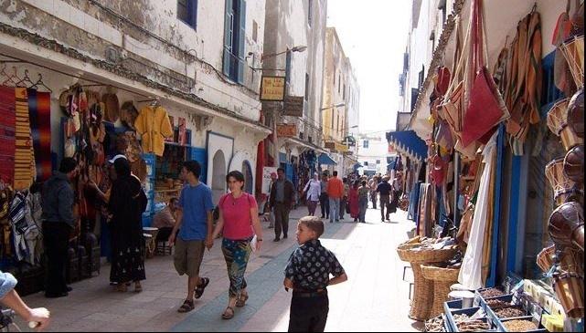 Hausse des indicateurs touristiques de la ville d'Essaouira durant le 1er semestre