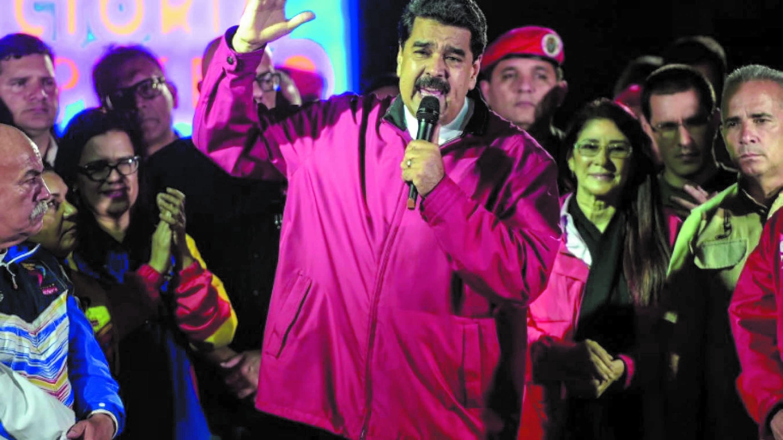 Le Venezuela accuse Washington de menacer la paix en Amérique latine