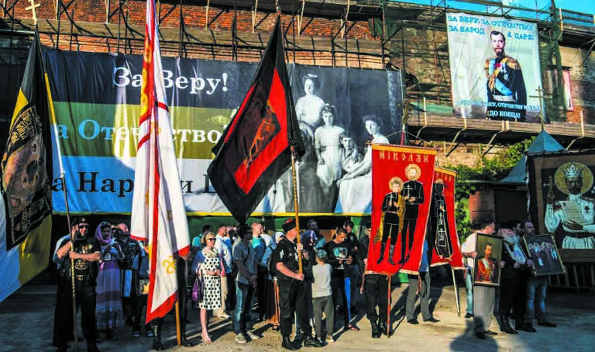 Moscou autorise la sortie d'un film controversé sur Nicolas II