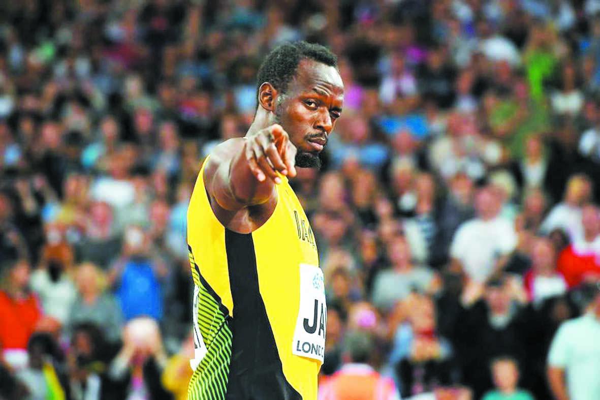 Bolt, rockstar de l'athlétisme