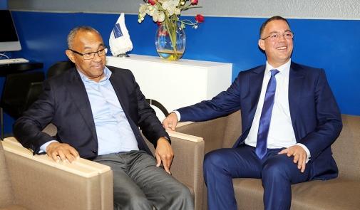 Convention de partenariat entre la FRMF et quatre départements ministériels