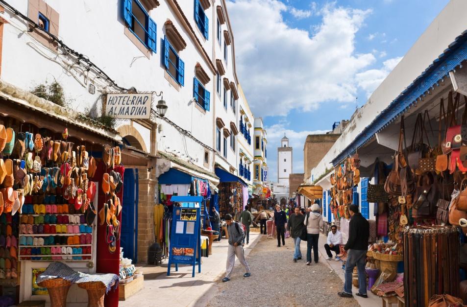 Les commerçants d'Essaouira s'élèvent contre l'organisation d'une foire estivale de l'artisanat