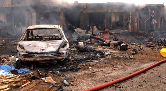 Attentats suicides dans le nord-est du Nigeria : 28 morts et plus de 80 blessés