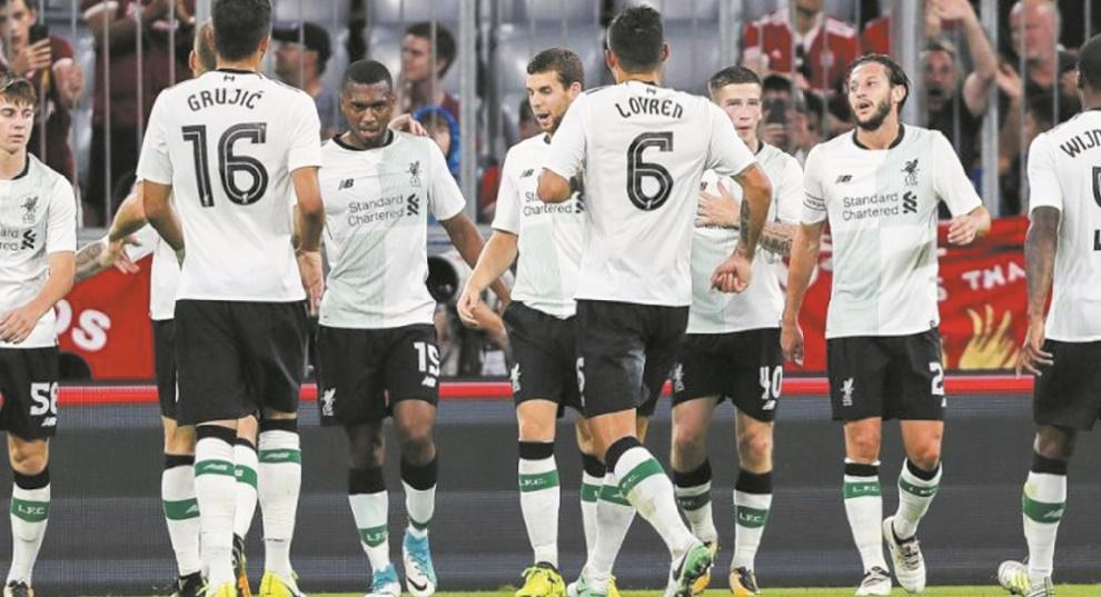 Démarrage sur les chapeaux de roue pour Liverpool en Ligue des champions