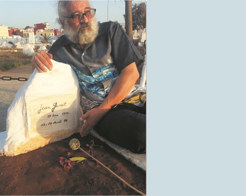 A Larache, Mohamed Choubi se ressource auprès de Genet et Goytisolo