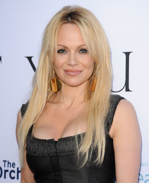 Les phobies des Stars : Pamela Anderson
