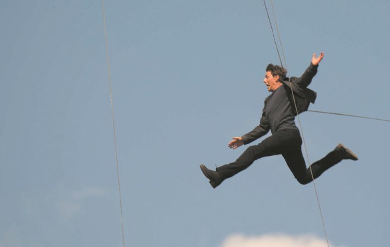 """Tom Cruise blessé sur le tournage de """"Mission impossible 6"""""""