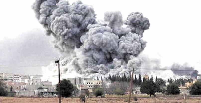 59 civils tués en trois jours à Raqa dans des raids de la coalition