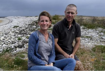 Dix ans sur un îlot breton désert pour un projet agro-environnemental
