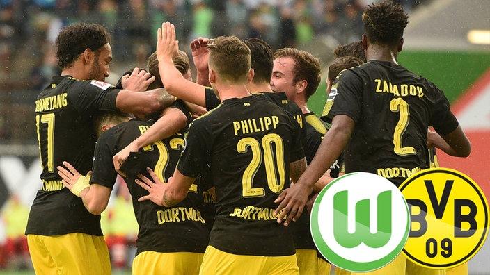 Dortmund en tête de la Bundesliga