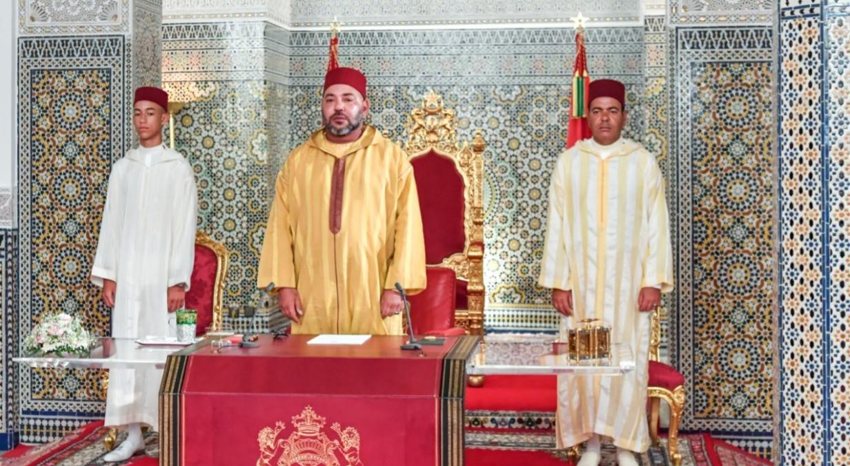 Discours Royal à l'occasion de l'anniversaire de la Révolution du Roi et du Peuple, S.M le Roi : L'Afrique représente l'avenir qui commence aujourd'hui