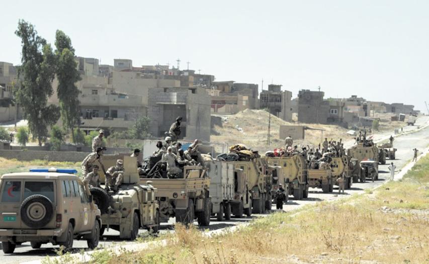 L'EI acculé dans ses bastions en Irak, en Syrie et au Liban