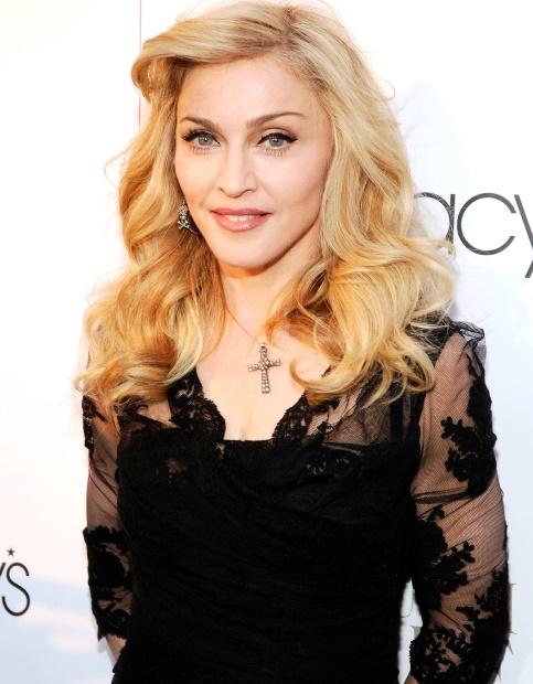 Les phobies des Stars : Madonna