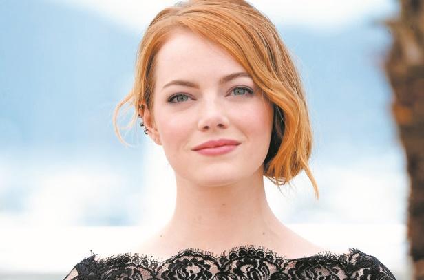 Emma Stone, actrice la mieux payée du monde