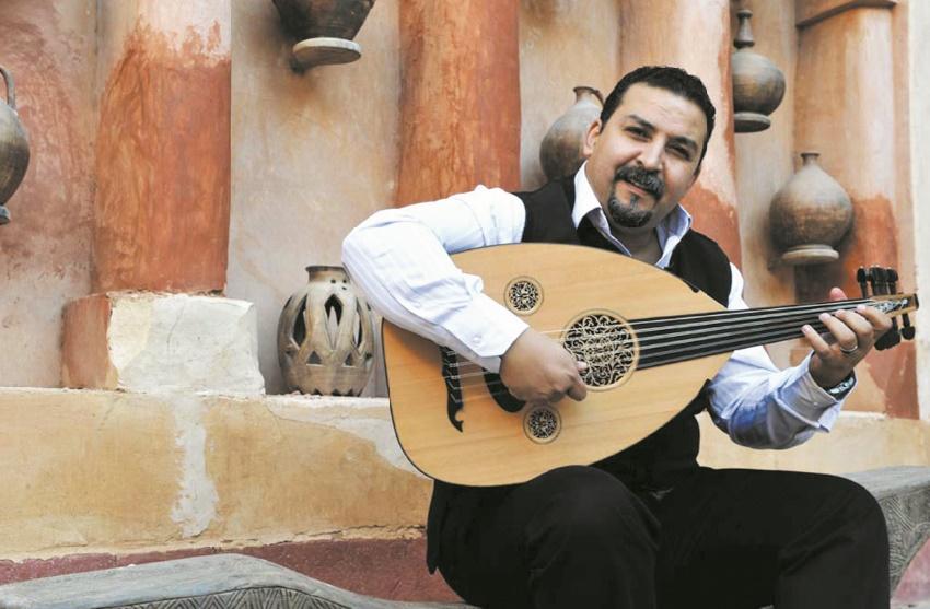 Le virtuose du Oud marocain Driss El Maloumi attendu à Santos au Brésil