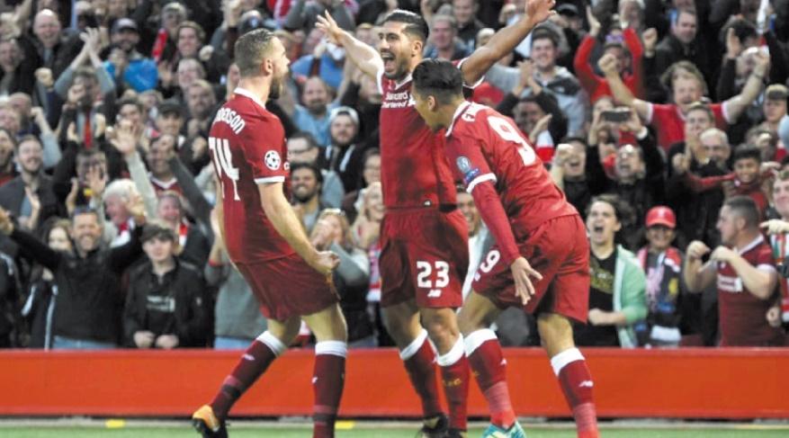 Liverpool se qualifie tranquillement, le Sporting se rattrape brillamment