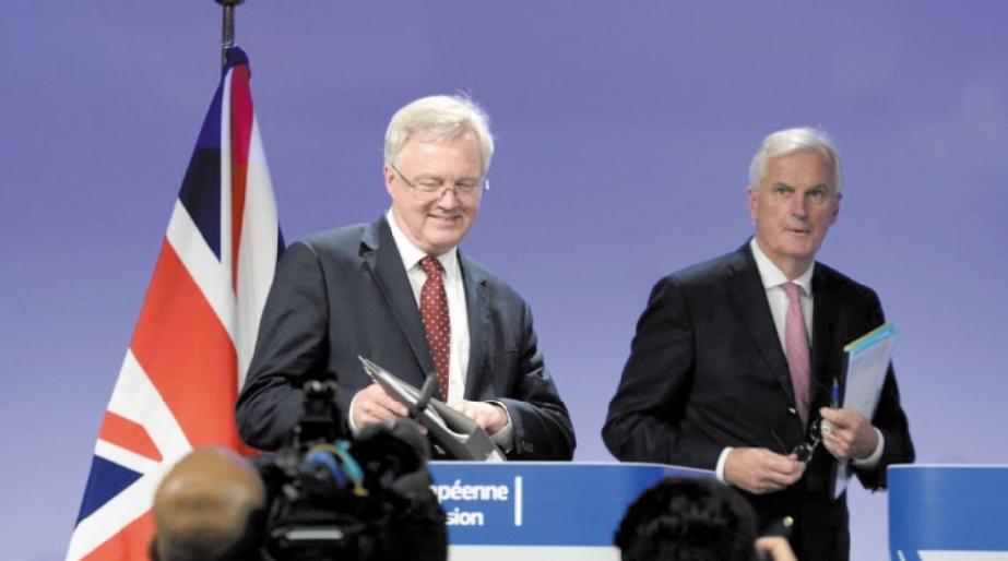 Les négociations sur le Brexit reprennent à Bruxelles