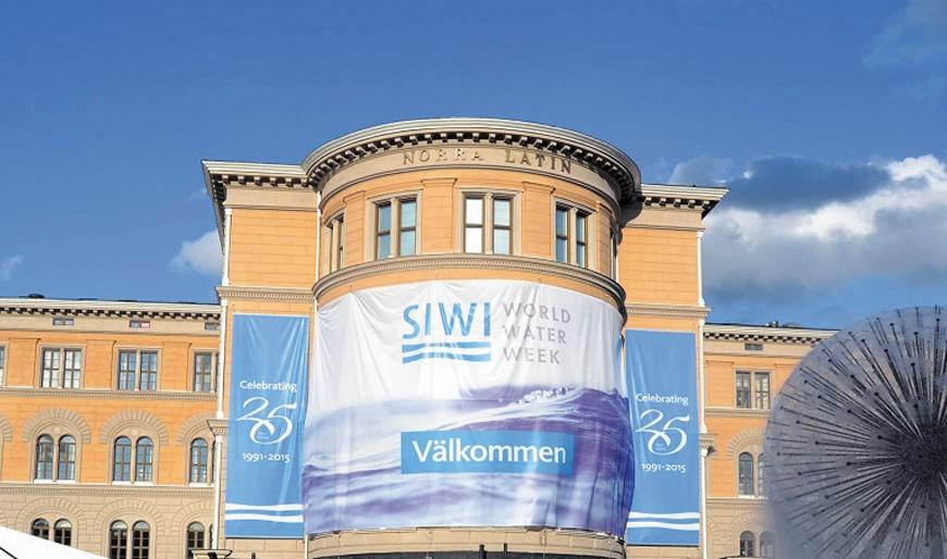 Le Maroc participe à la Semaine mondiale de l'eau à Stockholm