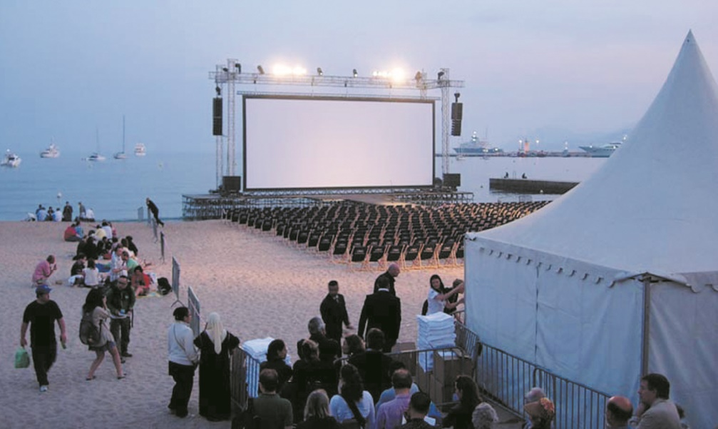 Remise des prix du Festival ciné-plage Harhoura