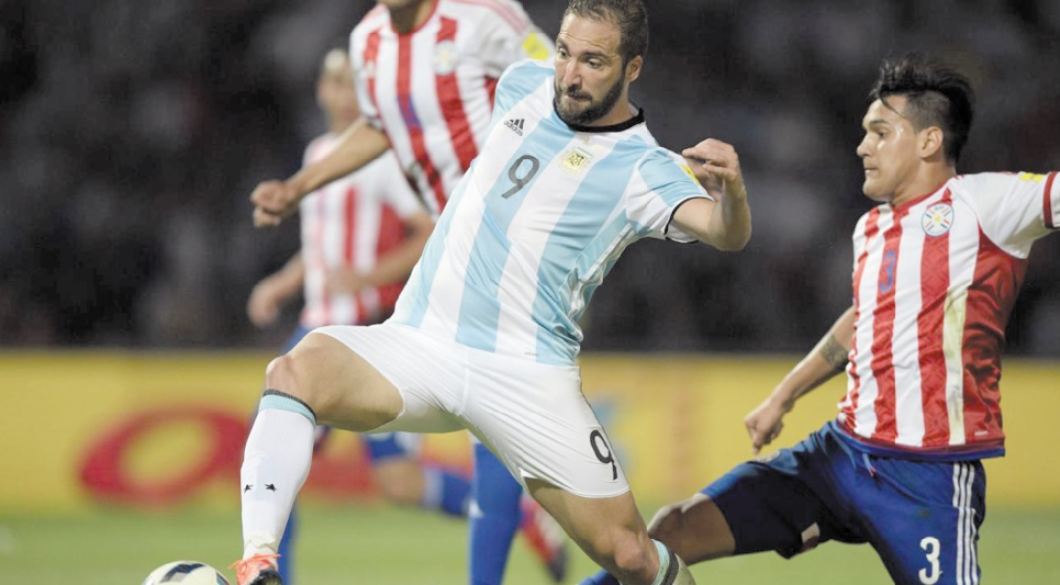 Pas de droit à l'erreur de la Roja en match éliminatoire face au Paraguay