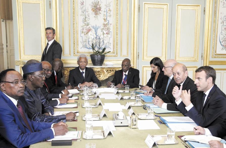La rencontre  de Paris adopte une feuille de route sur la gestion de la crise migratoire